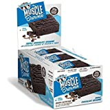 LENNY & LARRY'S Triple Chocolate Muscle Brownie, 2.82-Ounce Packages (Pack of 12)