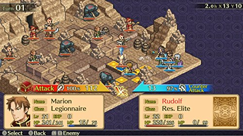 Mercenaries Saga Chronicles - Nintendo Switch - http://coolthings.us