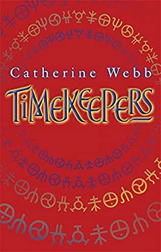 book cover of Timekeepers