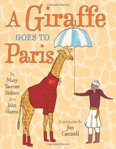 Read Online A Giraffe Goes to Paris pdf