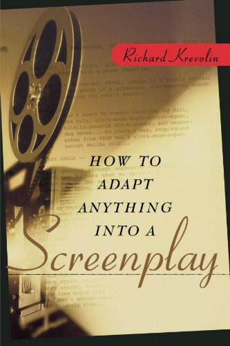 How to Adapt Anything into a Screenplay [Krevolin, Richard] (Tapa Blanda)