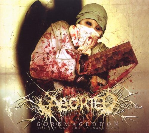 Aborted: Goremageddon,The Saw+The Carnage Done (Audio CD)