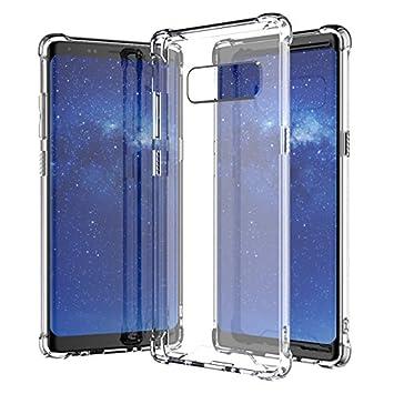 coque integrale transparente galaxy note 8