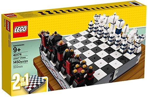 Juego de ajedrez icónico LEGO 40174