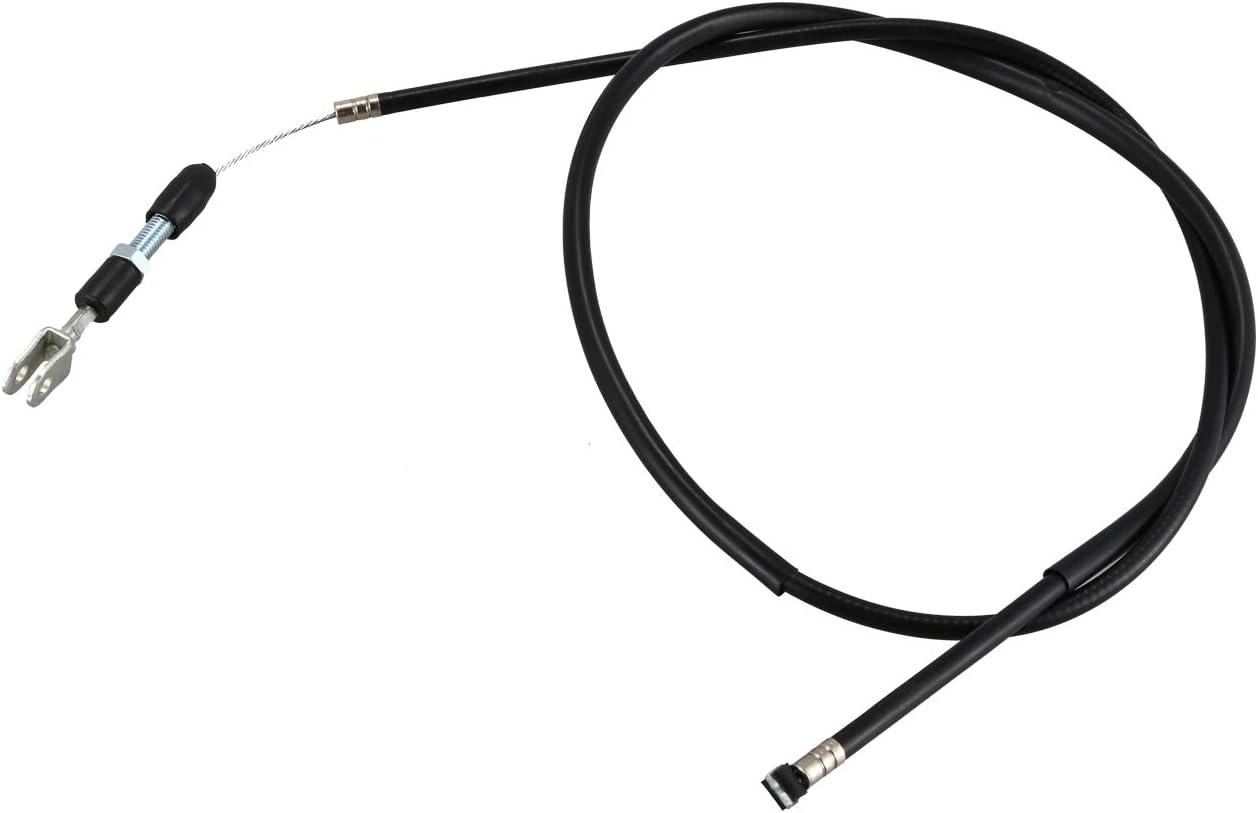 Bestlymood Cable de embrague negro para motocicleta de Hyosung United Motors ATK GV125 GV250