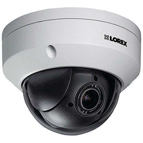 LOREX LZV2622B 1080p HD MPX PTZ Micro Dome Camera, White