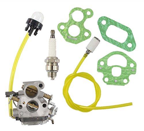 Carburetor Gasket Spark Plug Carb for Husqvarna 235 235E 236 236E 240 240E Chainsaw Jonsered CS2234 CS2238 CS2234S CS2238S Red max GZ380 replace # 574719402 545072601