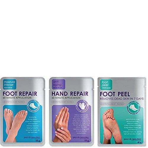 Repubblica di mani e piedi trattamento Bundle Skin Republic Skin Laboratory