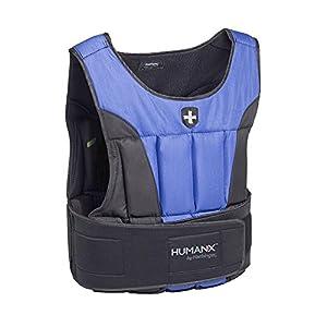 Harbinger 7362200 HumanX Weight Vest, 40 lb.