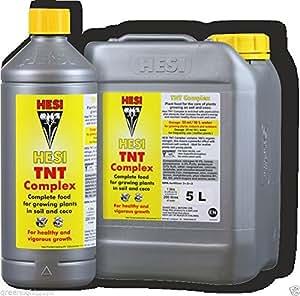 Complejo Hesi TNT 5litros libre taza de medición