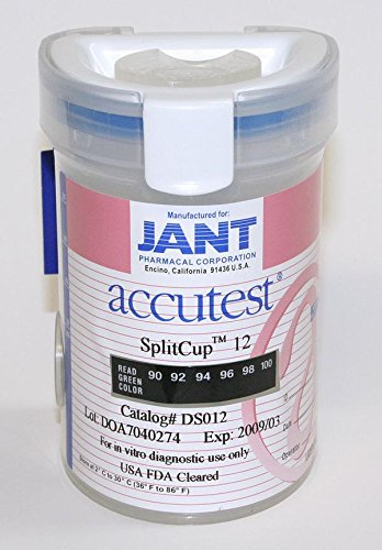 Accutest-12-Panel-Split-Cup-for-Urine-Drug-Test-DS012-Box-of-25