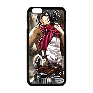 Attack on Titan Cell Phone Case for Iphone 6 Plus