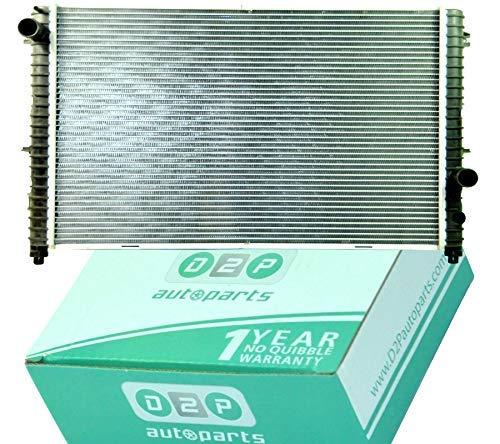 D2P PCC107260, 000650, PCC000650 Engine Cooling, INTERCOOLER Radiator: