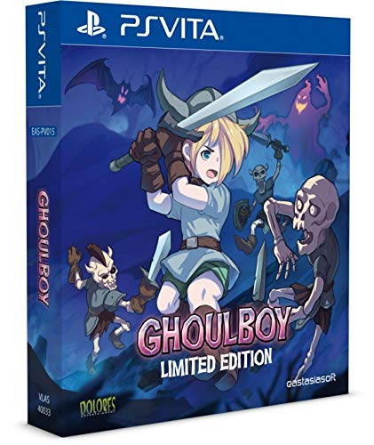 GhoulBoy [Limited Edition] [Asia Import]