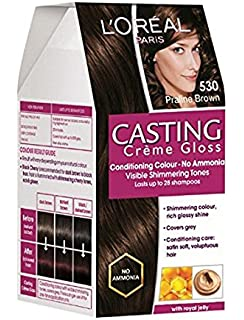 loral paris casting crme gloss coloration de cheveux - Coloration Gloss Chocolat