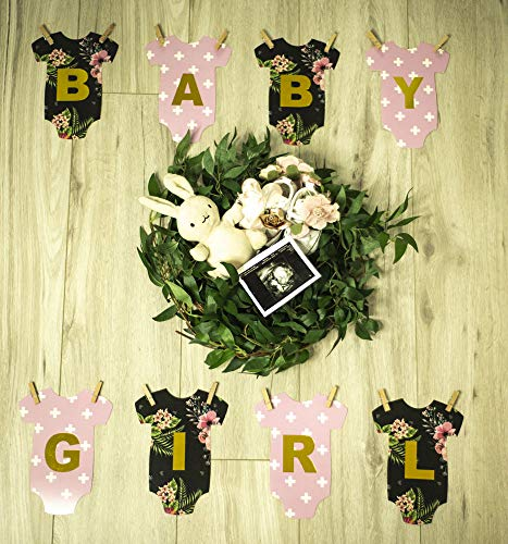Baby Shower Banner – Baby Shower Decorations for