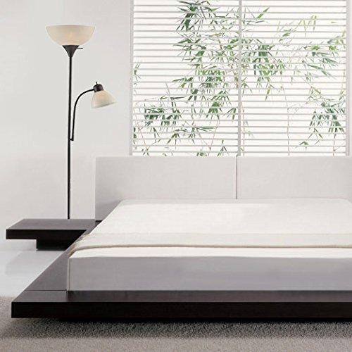 Light Accents 150 Watt Floor Lamp With Side Reading Light   Floor Lamps   Dorm  Room Part 92