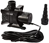 Algreen Products MaxFlo 5000 to 1500 GPH Pond and Waterfall Pump for Gardening