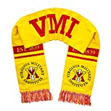VMI Scarf - Virginia Military Institute Keydets Woven Classic