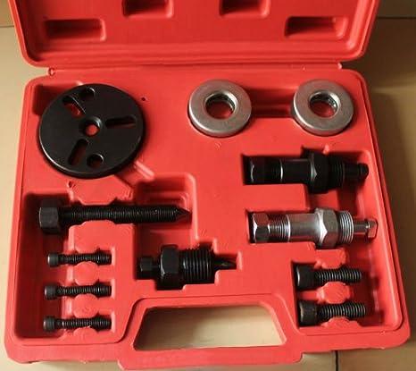 PMD productos a/c compresor embrague extractor extractor instalador herramienta coche Auto aire acondicionado ac: Amazon.es: Coche y moto