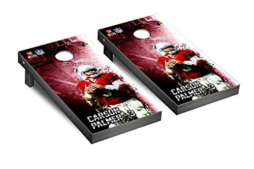 Victory Tailgate NFL Arizona Cardinals PA Version Football Carson Palmer #3 Corn hole Game Set One Size [並行輸入品]
