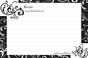 Brownlow Kitchen Recipe Cards