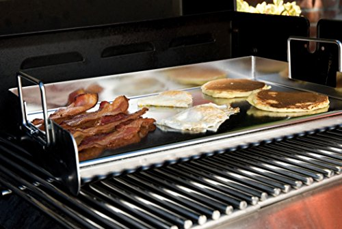 Charcoal Companion Stainless Steel Grill Pro Griddle