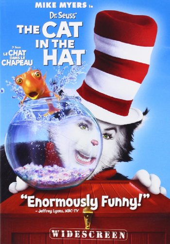 who played cat in the hat in the movie