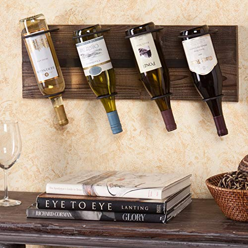OKSLO Napa wall mount wine rack