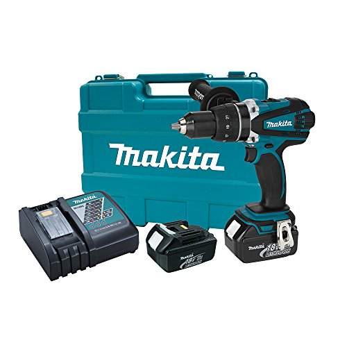 Makita XFD03  18V 1/2-Inch Driver-Drill Kit (Discontinued by Manufacturer)