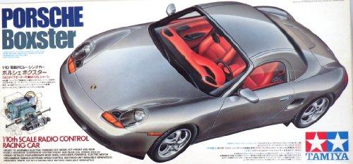 タミヤ RCC ポルシェ ボクスター(M02L) (電動RCカー:58197)