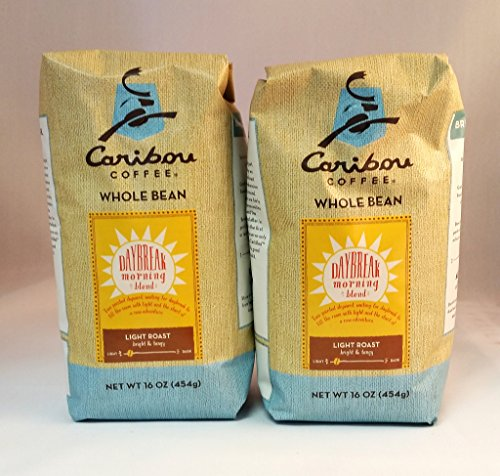 Caribou Coffee Whole Daybreak Morning