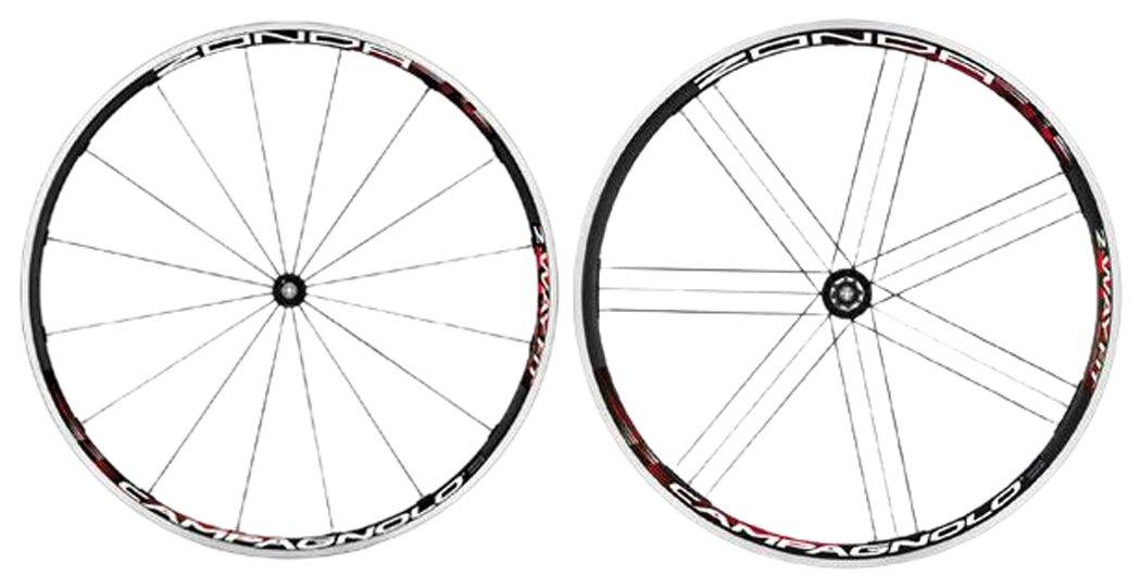 Campagnolo Zonda Negra 2-Wayfit Tubeless campagnolo- Juego de ruedas: Amazon.es: Deportes y aire libre
