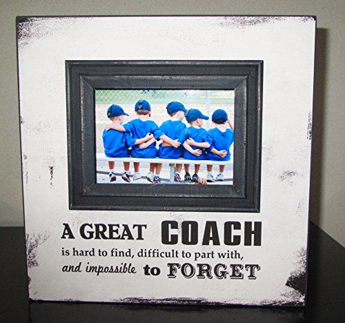 Amazon.com: Coach Gift Coach Frame Sports Team Frame Picture Frame A ...