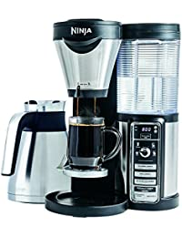 Ninja Coffee Bar Brewer, Thermal Carafe (Cf086) At A Glance