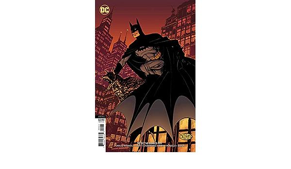 Detective Comics #999 John Bryne Variant Cover DC 2019 VF//NM