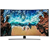 Samsung 55 Inch Premium UHD Curved Smart TV UA55NU8500KXZN - Series 8