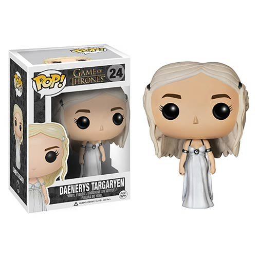 Funko Pop! Game of Thrones - Daenerys with withe dress