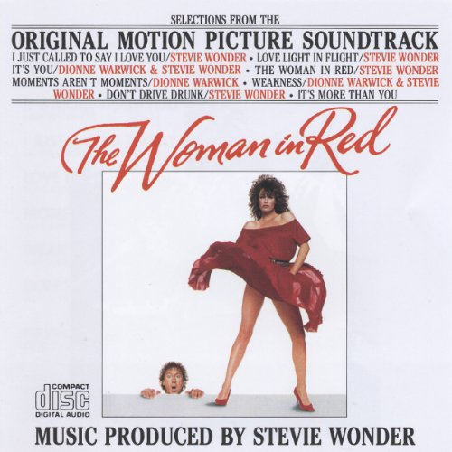 Stevie Wonder - The Woman In Red [Original Motion Picture Soundtrack] - Zortam Music