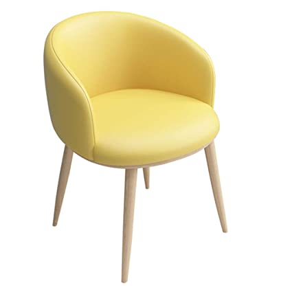 948efcea1e57 Image Unavailable. Image not available for. Color  Faux Leather Dining  Chairs ...