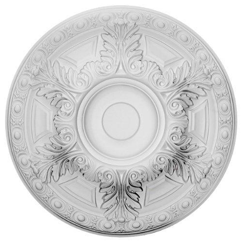 Ekena Millwork CM24GA 23 1/2-Inch OD x 2 3/4-Inch P Granada Ceiling Medallion by Ekena Millwork