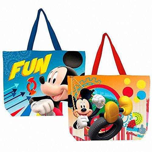 Bolsa playa Mickey Disney 52cm surtido