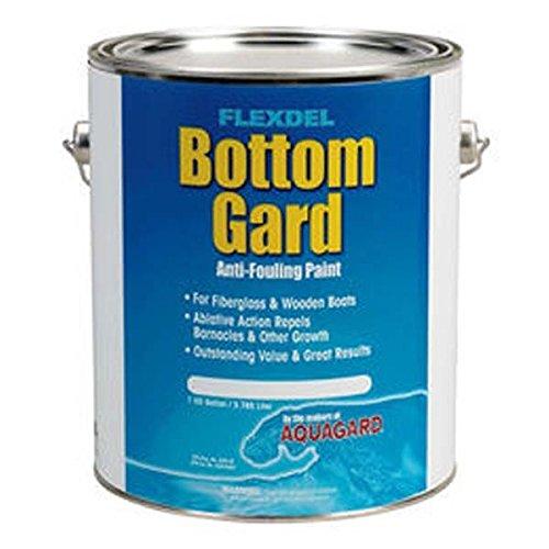 (Aquagard Bottom Gard Fiberglass Anti-Fouling Paint Black 60101 GALLON)