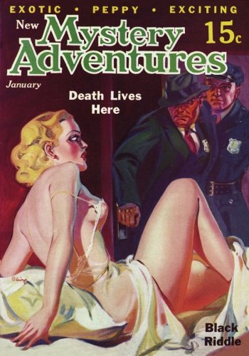 New Mystery Adventures - January 1936