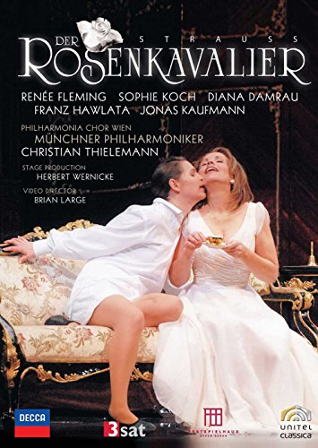 Diana Damrau - Der Rosenkavalier (Subtitled, Widescreen, 2PC)