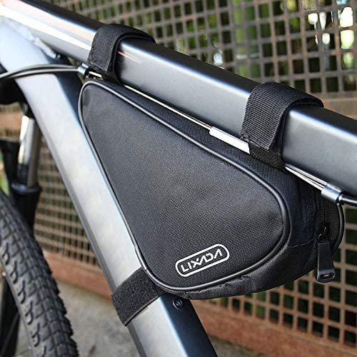 Sacoche de vélo amovible Lynx déballer cendres E-Bike 18 L Noir