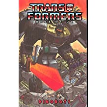 Transformers: Best of the UK - Dinobots (Transformers: Best of UK) by Simon Furman (2008-05-20)