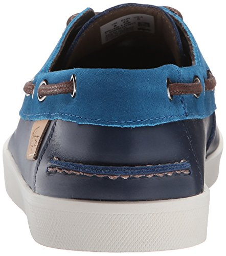 Lacoste Men's Keellson 8 Boat Shoe, Navy Navy/Blue, 13 M US by Lacoste (Image #2)