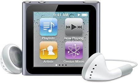 Apple Ipod Nano 6 Gen Nein 16384 Mb