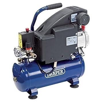 Draper Tools - Compresor de aire 24975 1 hp: Amazon.es: Bricolaje y herramientas